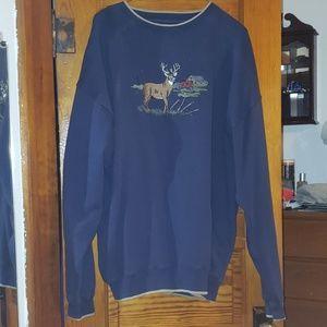 Men's XXL sweatshirt